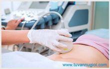 Khám phụ khoa bằng siêu âm đầu dò ở Tphcm