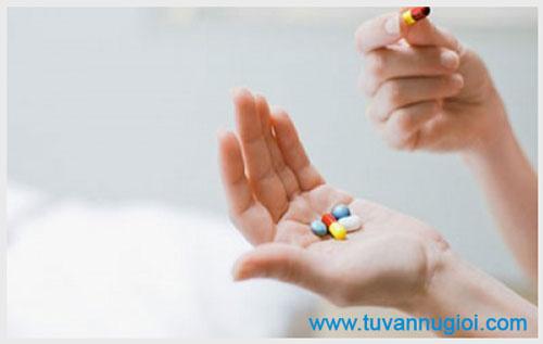 Bệnh viêm phần phụ nên uống thuốc gì ?