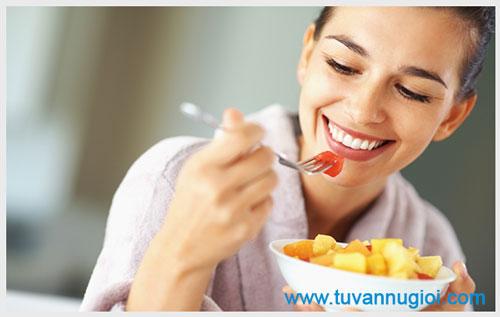 Bị u nang buồng trứng nên ăn và kiêng thức ăn gì
