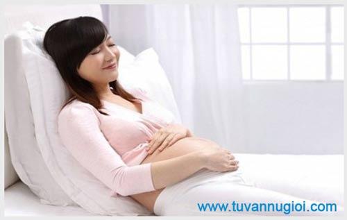 Bị viêm tuyến bartholin khi mang thai phải làm sao?