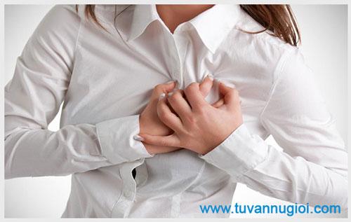 Dấu hiệu nhận biết bệnh u xơ tuyến vú ở nữ giới