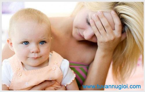 Bị ngứa vùng kín sau khi sinh