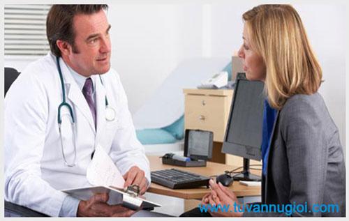 Triệu chứng bệnh ung thư buồng trứng