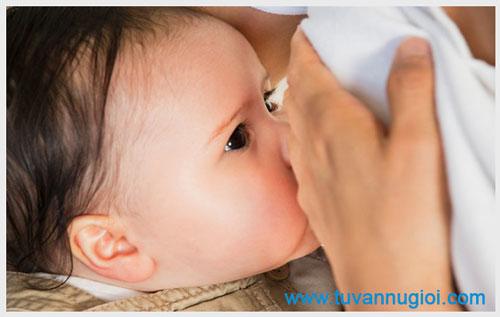 Uống thuốc phá thai khi cho con bú có được không ?
